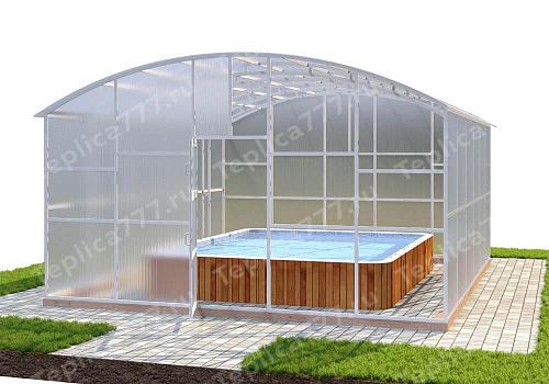Павильон для бассейна 5м