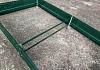 Оцинкованная грядка с полимерным покрытием «Росток усиленная» (h22) - фото 6